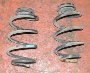 02-10 MICRA K12 1.0 1.2 1.4 PETROL REAR COIL SPRINGS - PAIR - NEXT DAY